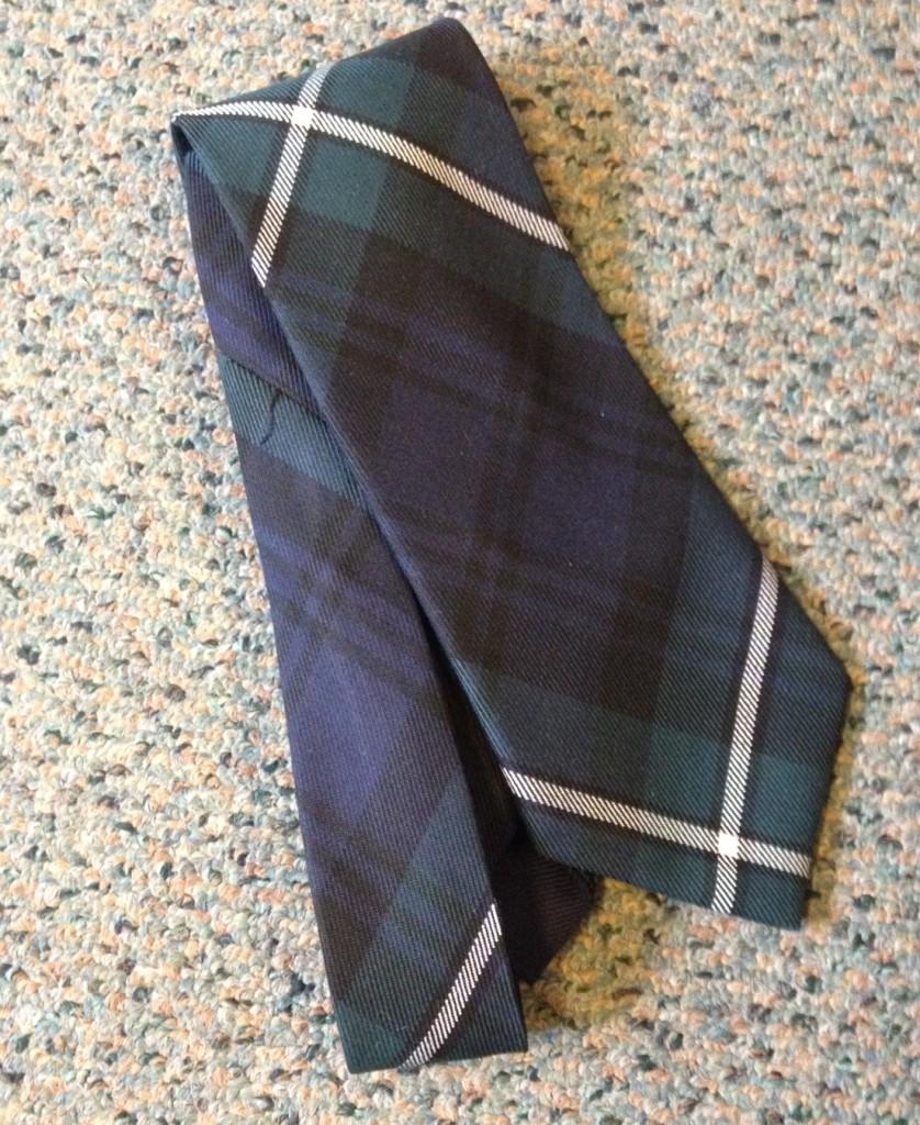 cravate VSM Fondation