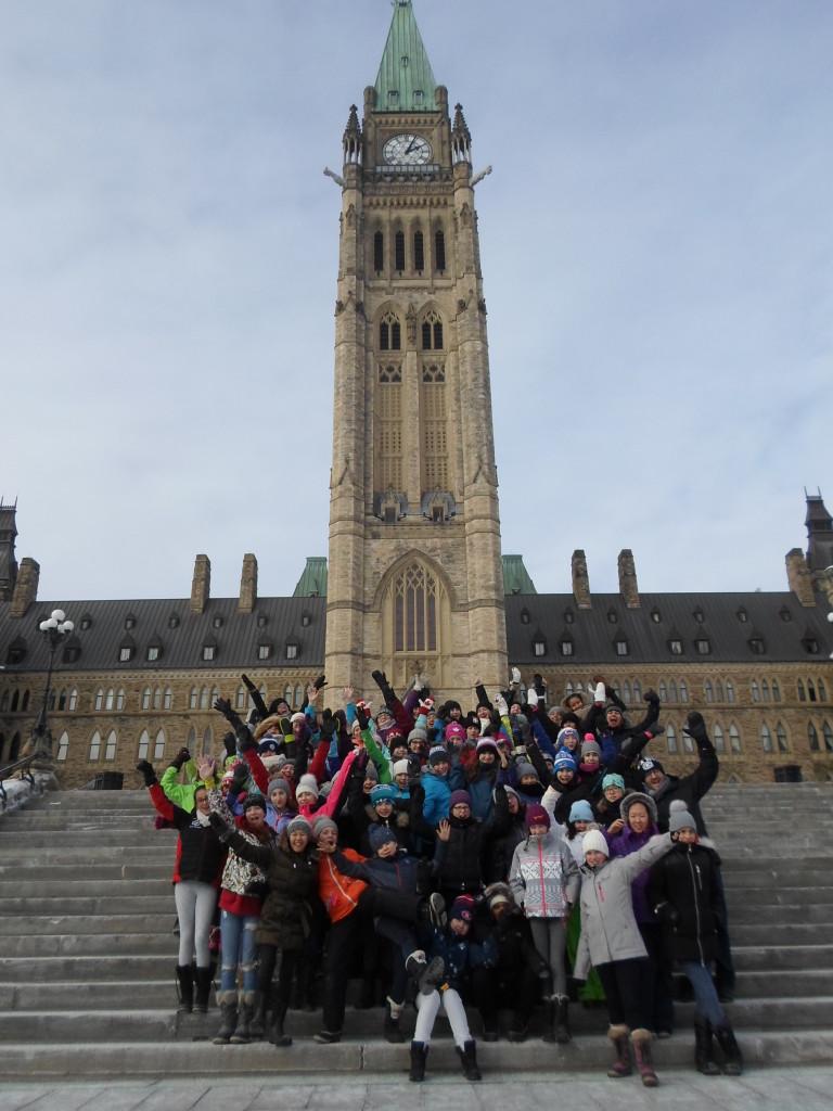 P6 à Ottawa