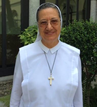 Mère Marimena Pedone, Mère générale des Marcellines