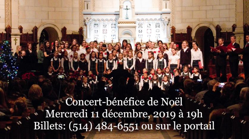 Concert bénéfice de la Fondation