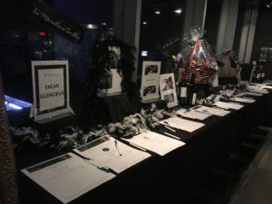 soirée bénéfice FVSM 2017