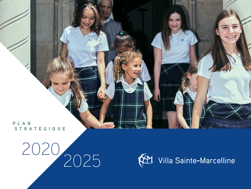 Le plan stratégique 2020-2025 est lancé