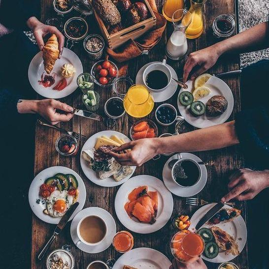 La Fondation vous propose : Repas chez vous!