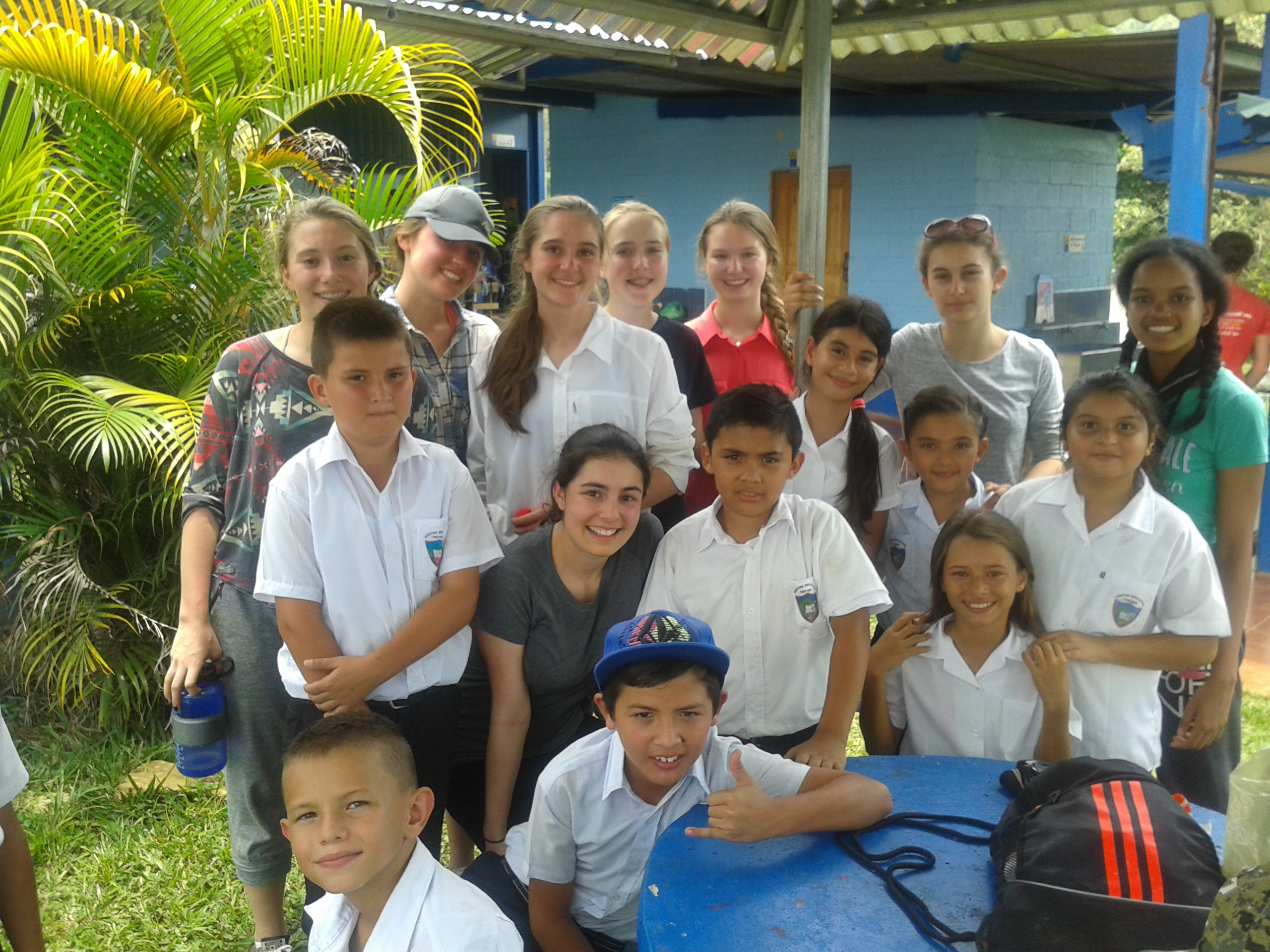 Apprendre à se connaître au Costa Rica