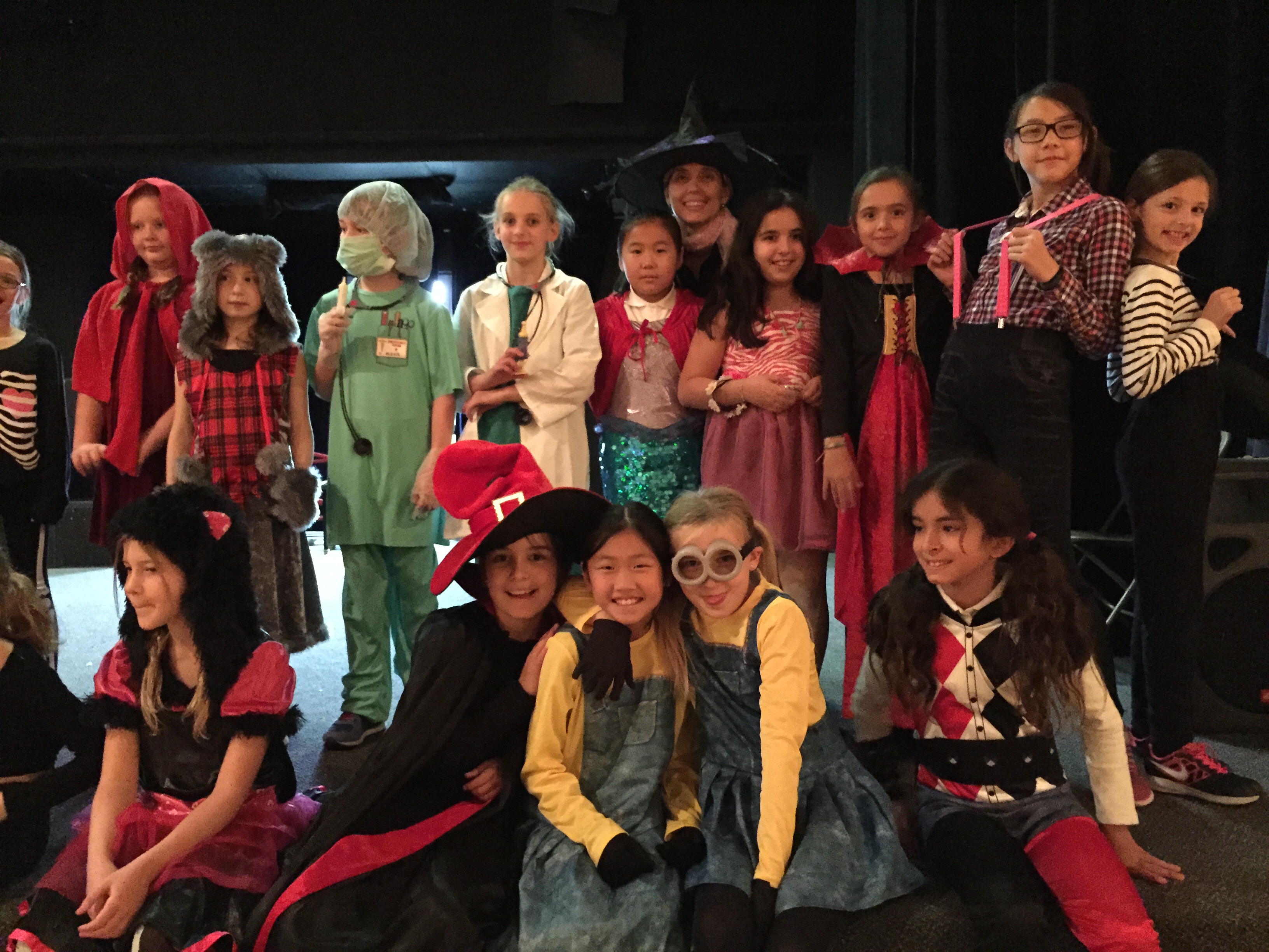 Bouh! Halloween 2016 au primaire