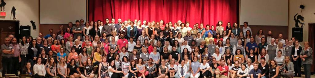 Les 175 éducateur-trices marcellin-e-s de Montréal - août 2018