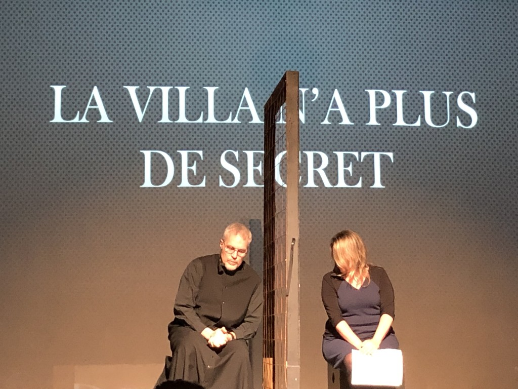 Gala Marcelline 2019 - La Villa n'a plus de secret