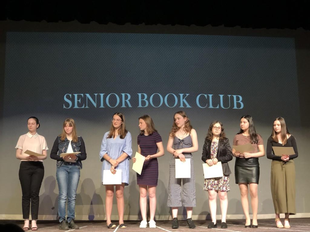 Gala Marcelline 2019 - Senior Book Club