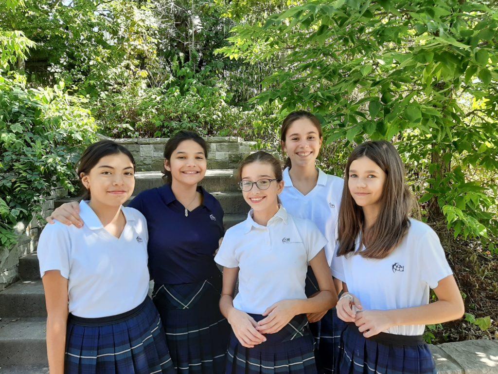 Villa Sainte-Marcelline école privée pour filles Portes ouvertes 14 septembre