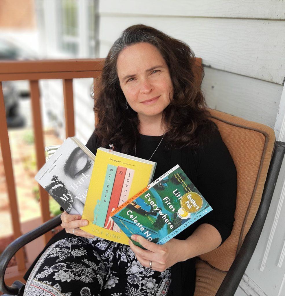 Jennifer Sweer, enseignante d'anglais à la Villa Sainte-Marcelline